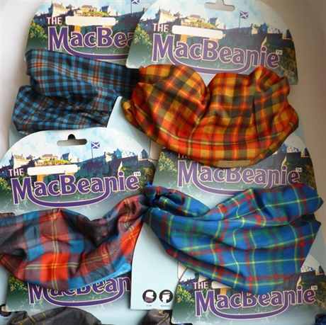 Picture of  MacBeanies in Corporate Tartans