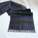 Picture of Sash, Tartan Dupion Silk