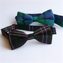 Picture of Bow Tie (ready tied) Dupion Silk Tartan