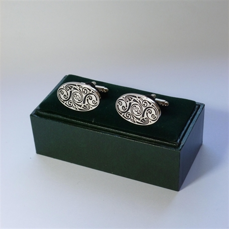 Picture of Cufflinks Celtic Oval