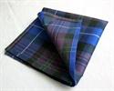 Picture of Pride of Scotland Tartan - Dupion Silk Squares
