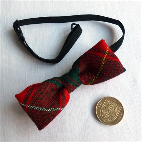 Picture of Childs Tartan Bow Tie