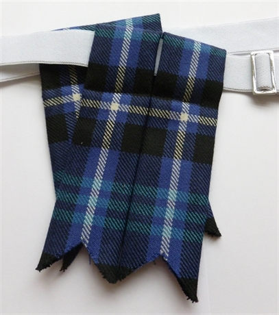 Picture of Flashes Available in 500 Tartans