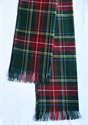 Picture of Scarf, Dupion Silk Tartan