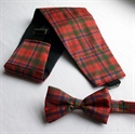 Picture of Cummerbund and Bow-tie Set in ANY Tartan