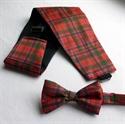 Picture of Cummerbund and Bow-tie Set in ANY Tartan