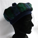 Picture of Lambswool Tartan Tammie