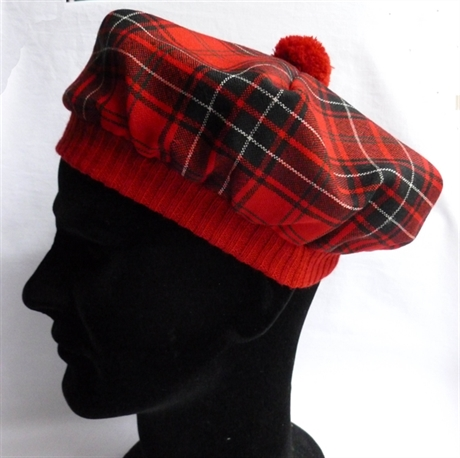 Picture of Lightweight Wool Tartan Tammie