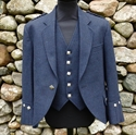 Picture of Tweed Jacket & 5 Button Waistcoat
