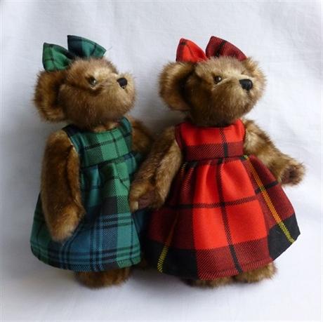 Picture of Tartan Teddy Bear