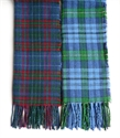 Picture of Scarf, Pure Lambswool, WELSH Tartans
