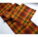 Picture of Strathearn Tartan Scarf, Extra Long