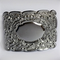 Picture of Buckle, Chrome Pipers Belt Buckle