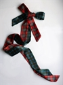 Picture of Handfasting Ribbon, Tartan, Sateen
