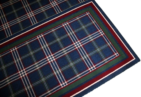 Picture of Carpets in Corporate Tartans
