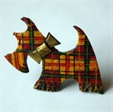 Picture of Strathearn Scottie Dog Brooch