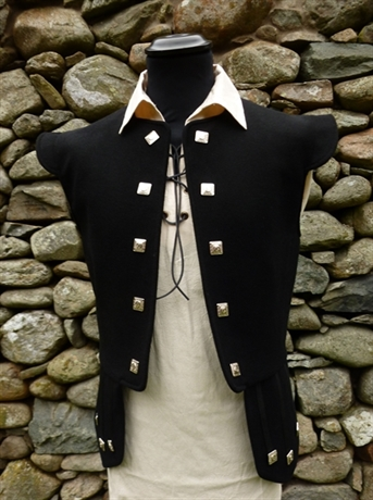 Picture of Jacobean Chieftain Weskit Jacket