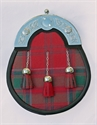 Picture of Full Dress Tartan Sporran (In Your Own Tartan)