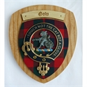 Picture of Clan Badge Wall Shield