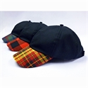 Picture of Cap, Baseball with Tartan Skip (Made to Order)