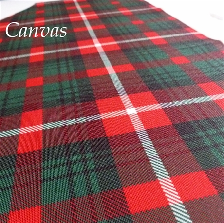 Picture of Fabric, Material in Any Tartan