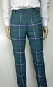 Picture of Mens Trousers in 9 Stock Tartans