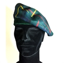 Picture of Mens Tartan Beret