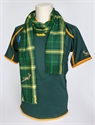 Picture of Scarf, Springbok Tartan with Embroidery