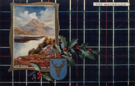 Picture of Clan Table Mats - MacKenzie