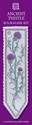 Picture of Cross Stitch Bookmark  Kit - Ancient Thistle