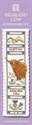 Picture of Cross Stitch Bookmark  Kit - Hieland Coo