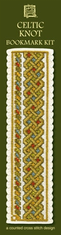 Picture of Cross Stitch Bookmark  Kit - Celtic Knot