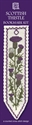 Picture of Cross Stitch Bookmark  Kit - Scottish Thistle