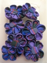 Picture of Wardlaw Tartan Rosettes, Hand Made