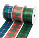 Picture of Tartan Ribbon, Sateen Polyester in 700 Stock-List Tartans, 50mm
